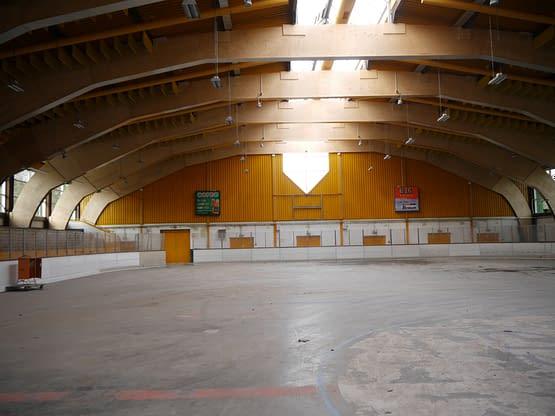 Eishalle-vorher